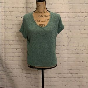 Poetic Women's Blouse with long tale back